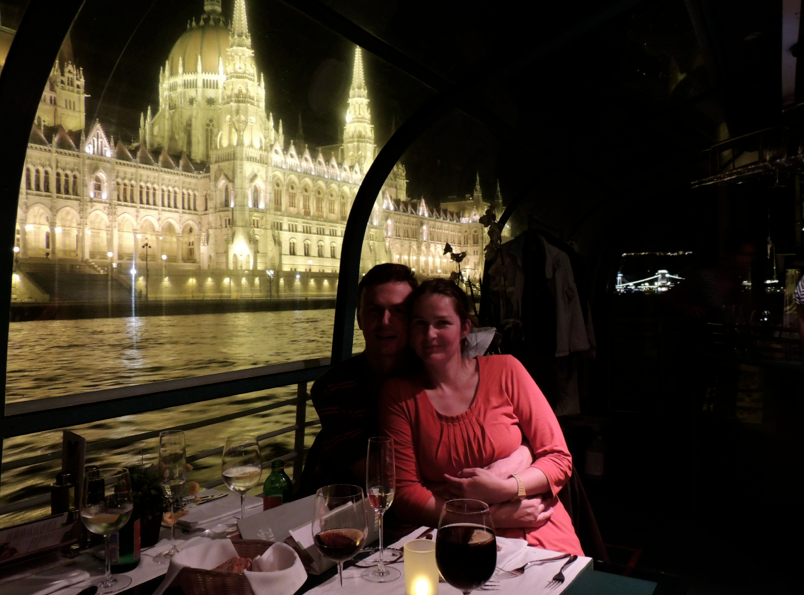 Best Cruise in Budapest for Couples to Celebrate with Dinner on Legenda