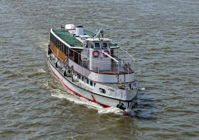 Attila Boat Budapest