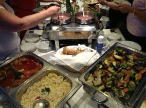 Budapest Cruise Show Dinner