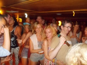 Budapest Party Boat Disco Dance