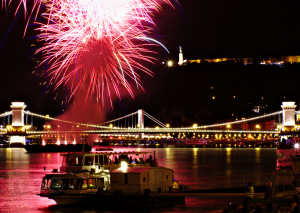 River Cruise and Fireworks Budapest