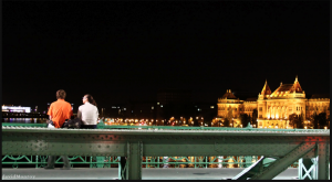 Romantic Night in Budapest