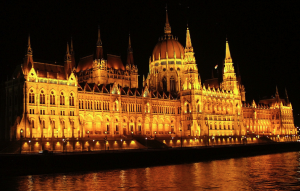Budapest Cruise at Night - the Parliament