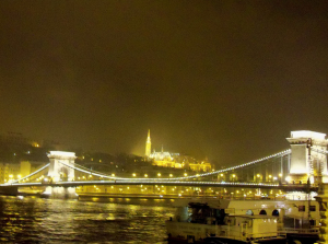 Budapest River Cruise New Years Day