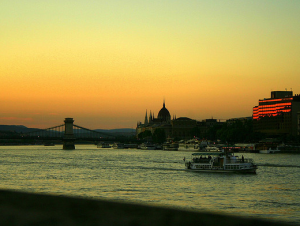 Christmas Cruises Winter Budapest