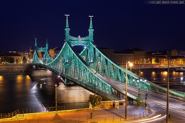 Budapest Night Cruise on river Danube