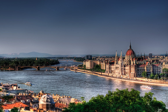 Fun Facts About The River Danube Budapest River Cruise