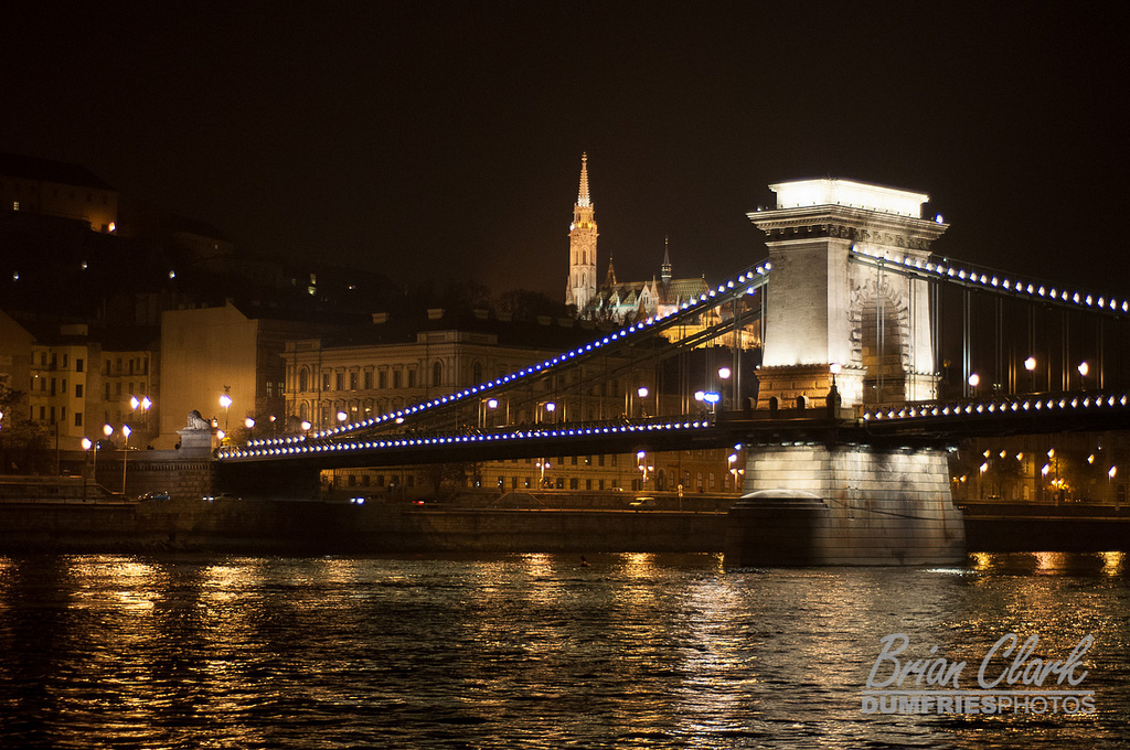Christmas Danube Cruise Budapest