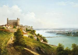 Bratislava in the 19th century