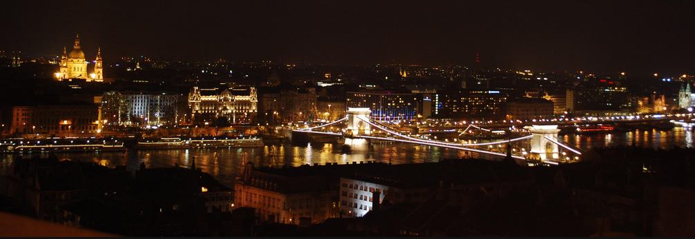 Budapest Christmas River Trips