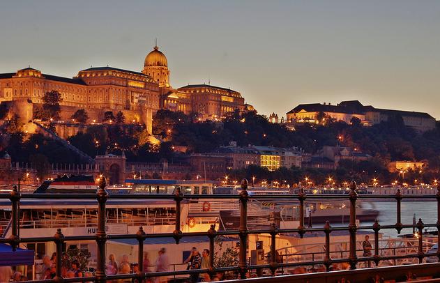August Sunset Cruises Budapest