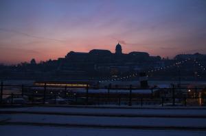 December Sunset Cruises Budapest