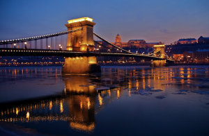 February Sunset Cruises Budapest - Dan Heap Photography