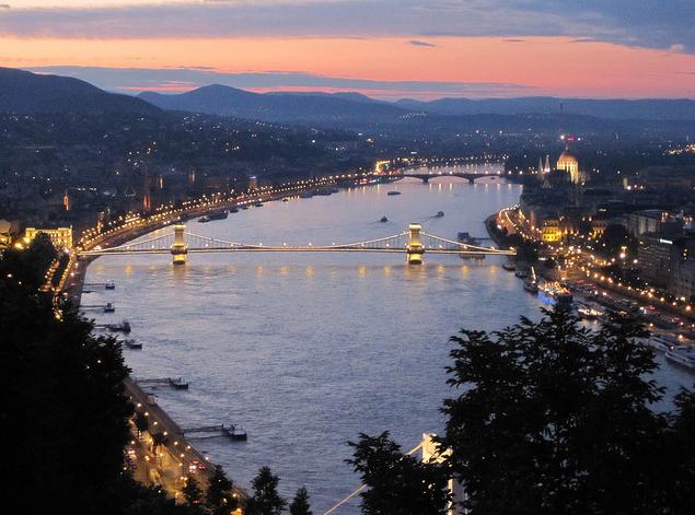 Dinner Cruises Budapest