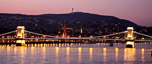 March Sunset Cruises Budapest