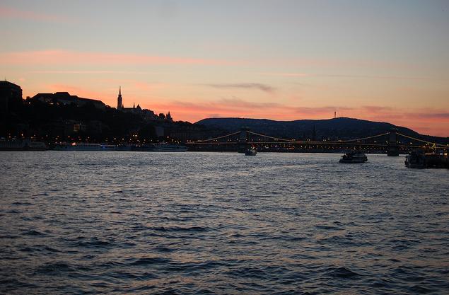 May Sunset Cruises Budapest