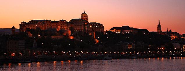 October Sunset Cruises Budapest