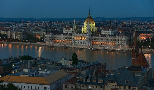 September Sunset Cruises Budapest