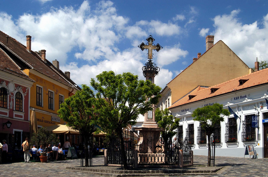 Szentendre Main Square