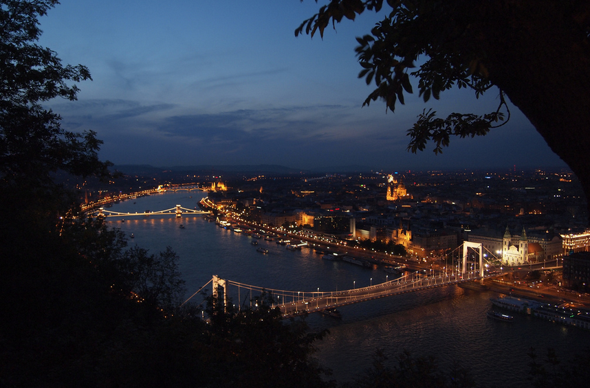 Budapest Night Sights River Cruise