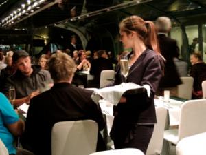 Welcome Drink on Candlelit Dinner Cruise Legenda Ship
