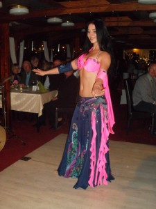 Belly Dance Show Cruise Show Budapest Danube
