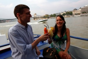 Budapest City Cocktail Cruise