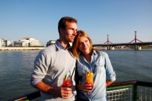 Budapest Danube Cruise Cocktail