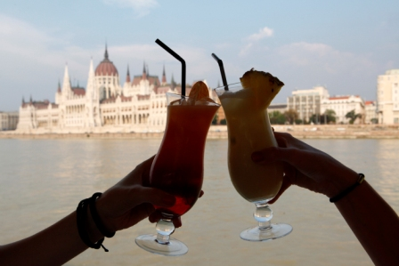 Cocktail Cruise Budapest