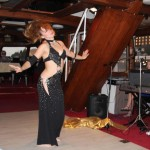 Dancing Folk Dancer Show Budapest Opera and Operetta Cruise Gabrielle Muller