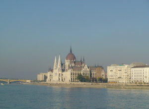 Day Cruise River Sights Parliament Budapest EHammerton