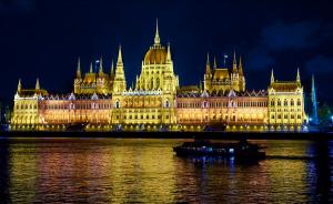 Danube Night Cruise Budapest