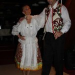 Folk Dancer Show Budapest Opera and Operetta Cruise Gabrielle Muller