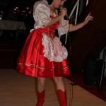 Hungarian Maiden Dance Folk Dancer Show Budapest Opera and Operetta Cruise Gabrielle Muller