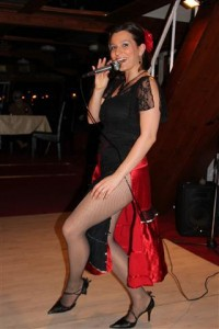 Musical Folk Dancer Show Budapest Opera and Operetta Cruise