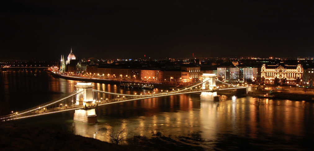 Budapest City Late Night Danube River Cruises