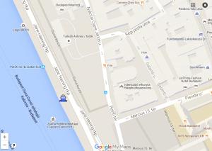 Budapest Opera Cruise Pier Map Budapest River Cruise