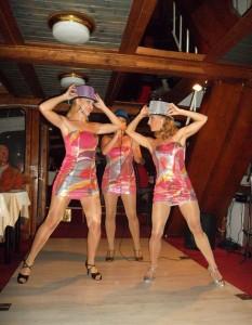 Opera and Operetta Ship Dance Show Budapest Danube Cruise