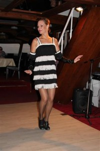 Step Dancer Show Budapest Opera and Operetta Cruise
