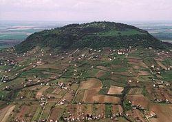Somlo Hill Hungarian Wine Region