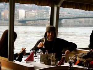 Wine Cruise Budapest Danube