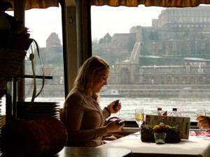 Lunch Cruise Budapest River Danube