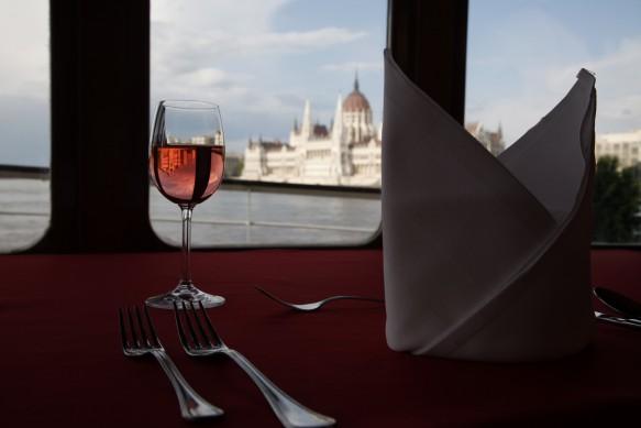 Wine Cruise Tasting Budapest