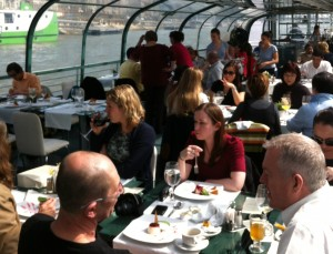 Budapest Dinner Cruise on Danube Legenda Boat