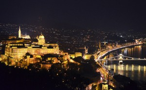 Budapest Night Cruise on river Danube