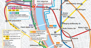 Budapest Flooding Danube Public Transport Changes