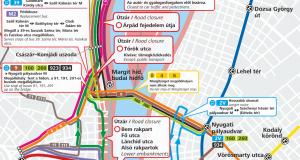 Budapest Flooding Danube Public Transportation Info