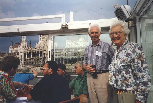 Erdos Conference Cruise Budapest Ali Eminov