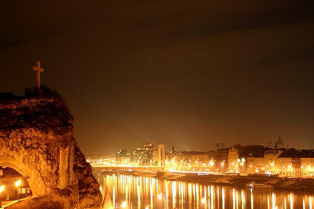 Budapest Cave Church Night Cruise