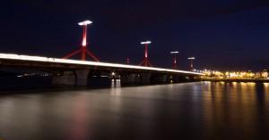 Budapest Rakoczi Bridge Night Cruise